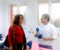 Посещение на швейцарския посланик в Стара Загора