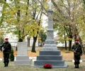 Откриха реставрирания паметник на загинали във войните в с. Маджерито