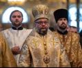 Митрополит Киприан служи в Киево-Печорската лавра
