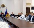 Министър Маринов поиска да се развива системата за видеонаблюдение в общините