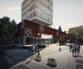 Залата на Синдикалния дом в Стара Загора се превръща в модерен многофункционален културен център