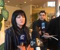 Цвета Караянчева по време на Регионалната адемия на Младежи ГЕРБ: Най-важното е да гледаме хората в очите, да им казваме истината