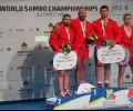 Старозагорецът Денислав Златев е вицешампион по бойно самбо