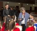 Деца пожелаха здраве и късмет на общинарите в Стара Загора