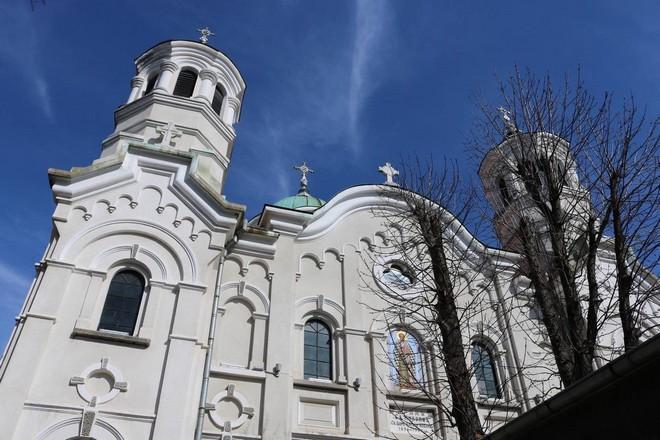 храм Св. Николай Мирликийски