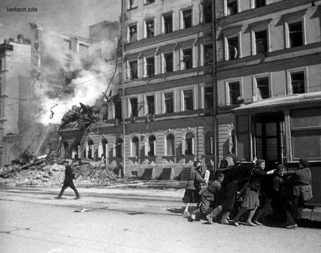 Blokadata na Leningrad