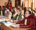 Старозагорски седмокласници разказаха в открит урок за патрона на училището си Васил Левски
