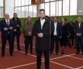Министър Кралев и кметът Живко Тодоров откриха обновената лекоатлетическа зала в Стара Загора