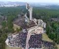 141 години свобода почете Стара Загора с шествие на 300-метровия национален флаг