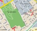 """До края на април е затворено движението заради изграждането на кръгово кръстовище край парк """"Артилерийски"""" в Стара Загора"""
