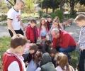 Старозагорските воеводи засадиха 80 дръвчета в училища и детски градини - част от кампанията на ВМРО-БНД