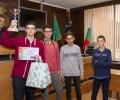 Отборът на Пето основно училище грабна купата във викторина по безопасност на движението в Стара Загора