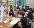 71 младежи избираха позиция от 126 предложени работни места на трудова борса в Стара Загора