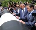 Премиерът Борисов: С интерконектора България-Гърция даваме реална диверсификация на доставките на газ