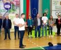 Кандидатът за евродепутат от ГЕРБ Николай Диков: Стара Загора е истинска спортна столица