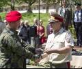 Наградиха военни за Празника на армията в Стара Загора