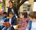 С над 200 сцени на четенето хиляди деца от Стара Загора ознаменуваха 14-я Маратон през април