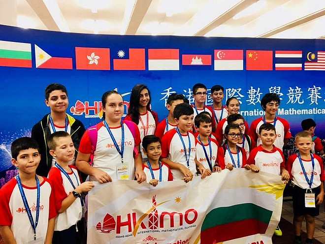 Щастливите ни нашите медалисти от финала през 2018 г. в Хонг Конг