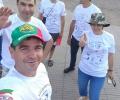 7 българи от Молдова минават през Стара Загора в преход по стъпките на дедите си