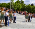 Деца пяха и се веселиха на празника в Стара Загора