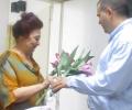 Грамота за Дарител на 2018 г. получи примата Стефка Минева