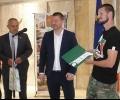 Наградиха доброволците, помагали за справяне с последиците от бурята в Стара Загора