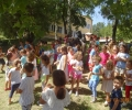 Обучават деца с творчески игри в Стара Загора