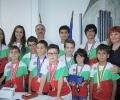 Отличия и подаръци за младите математици на Стара Загора от областния управител