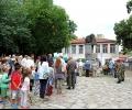 Стотици почетоха паметта на Апостола на свободата в Стара Загора