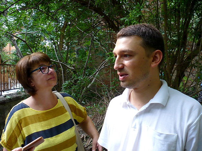 Татяна Калчева и Мирчо Христов