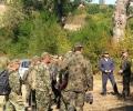 Втори ден военнослужещите от Сухопътните войски оказват помощ при пожара в Хасковско