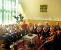 Общински съветник почерпи за рождения си ден обитателите на Дома за стари хора на Старозагорските бани