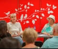 Старозагорци се срещнаха с оперната прима Веселина Кацарова