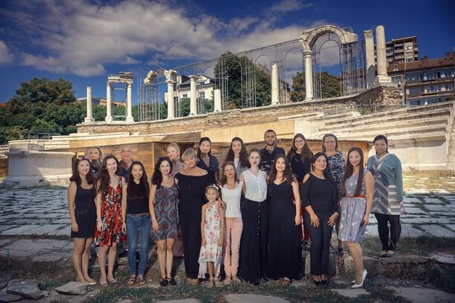 Майсторски клас на Веселина Кацарова-2019---