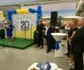 20 години МЕТРО в България - приветствия, песни и танци в старозагорския хипермаркет от веригата
