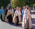 Казанлък посрещна Чудотворните икони на Света Богородица