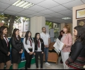 Туристическият информационен център посрещна старозагорски ученици по повод Световния ден на туризма