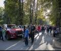 """Стара Загора бе първата извънстолична спирка на автошествието """"Кола на годината"""""""