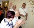 Връчиха Почетния знак на БСП на антифашиста-ветеран Тотю Бакалов в Стара Загора