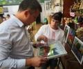 Старозагорският депутат от ГЕРБ Радостин Танев покани талантливи чирпански деца да гостуват с изложба в Парламента