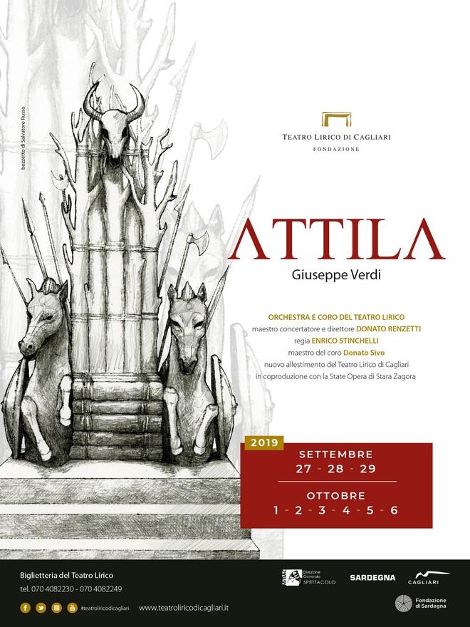 Rivista L'opera - Attila