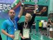 Над 70 участници събра първият турнир по бадминтон на ГЕРБ