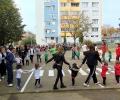 Малчугани и родители играха заедно в старозагорска детска градина