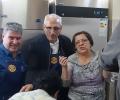 На Петковден 150 курбана раздадоха за здраве от Ротари клуб