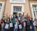 Златни българчета стартираха новата учебна година в Регионалния център в село Оряховица