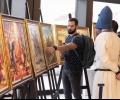 Стара Загора е домакин на интерактивна изложба на исторически картини, скулптури и съкровища