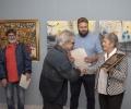 Слави Тенев е носител на голямата награда на Есенния салон на художниците в Стара Загора