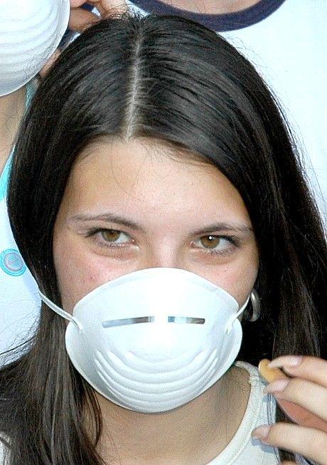 Obgaziavane 1 maska