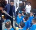Малчугани гостуваха на Община Стара Загора в деня на християнското семейство и младеж
