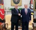 Премиерът Борисов разговаря с президента на САЩ Доналд Тръмп в Белия дом. Съвместни изявления